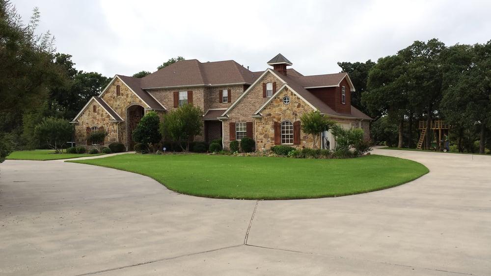 Granulawn: Aubrey, TX