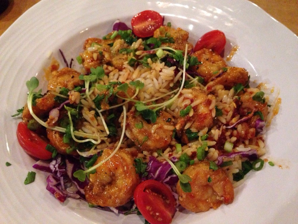 Amazing dynamite shrimp bowl yelp for California fish grill