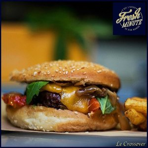 La Fabrike Burgers 12 Avenue Du General Gallieni