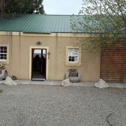 Barrel house yakima menu design