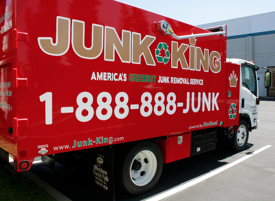 Junk King Columbus: 819 Phillipi Road, Columbus, OH