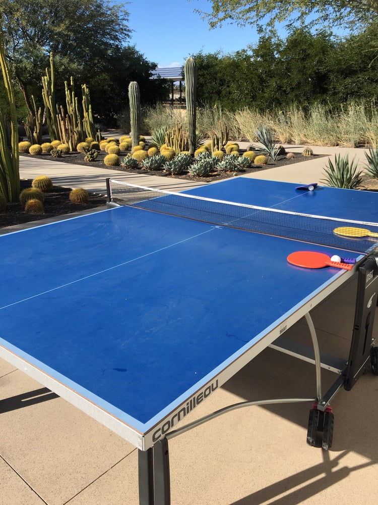 They Have A Ping Pong Table Yelp