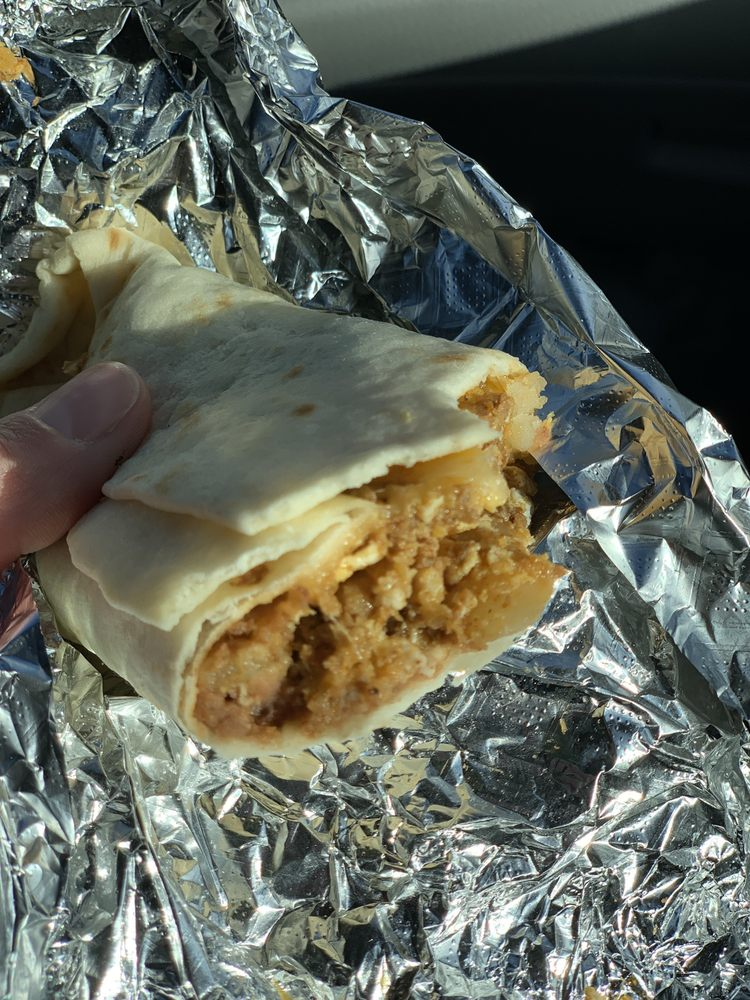 The Burrito Lady: 318 S Main St, Eden, TX