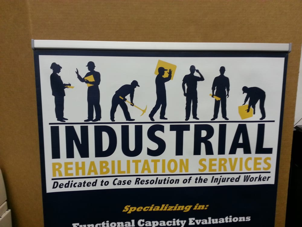 Industrial Rehabilitation Services: 410 Belle Air Ln, Warrenton, VA