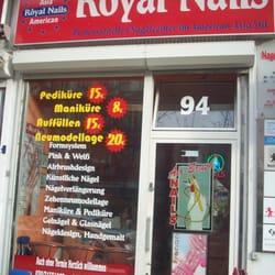 Royal Nails Nagelstudio - Manicura E Pedicura - Kottbusser ...