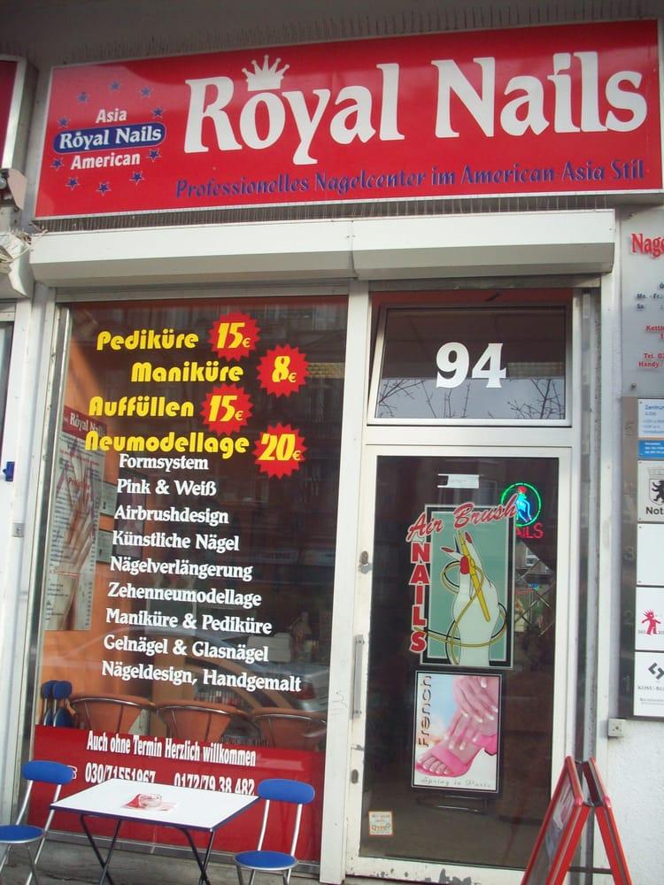 Royal Nails Nagelstudio - Nagelstudio - Kottbusser Damm 94 ...