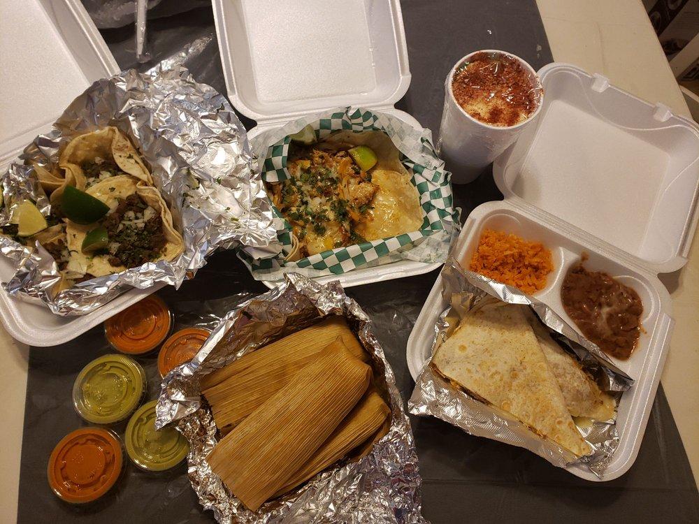 Tacos El Paraiso: 8582 Edinburgh Centre Dr, Brooklyn Park, MN