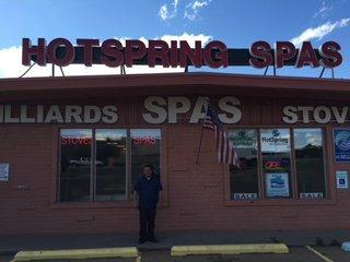 Hot Spring Spas of Santa Fe: 3985 Cerrillos Rd, Santa Fe, NM