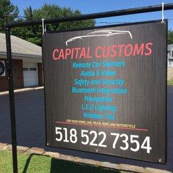Capital Customs Car Stereo Installation 4262 Albany St Albany