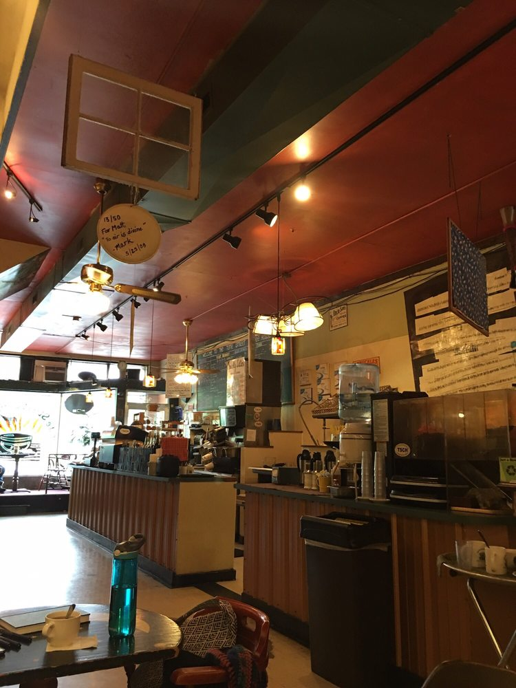 Social Spots from Tate Street Coffee House