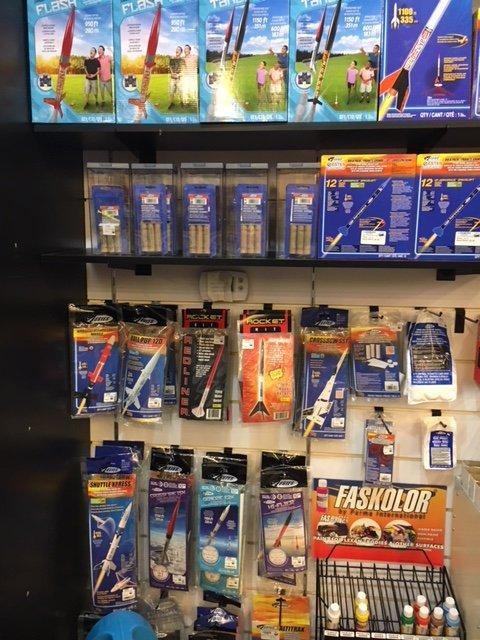 Adventure Hobbies & Toys: 782 New River Rd, Christiansburg, VA