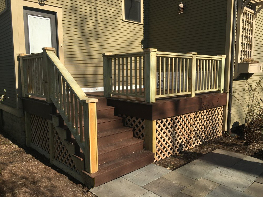 A-Affordable Decks: 220 S Westmore Meyers Rd, Lombard, IL