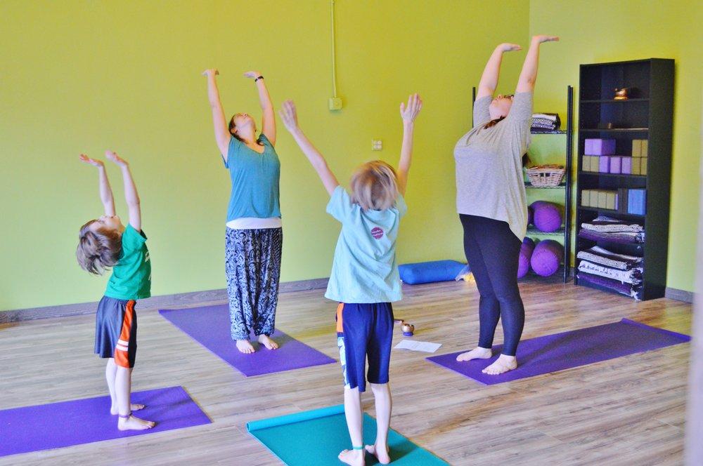 YogaFamily: 22218 SE 272nd St, Maple Valley, WA