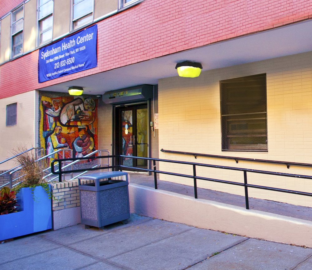 NYC Health + Hospitals/Gotham Health, Sydenham