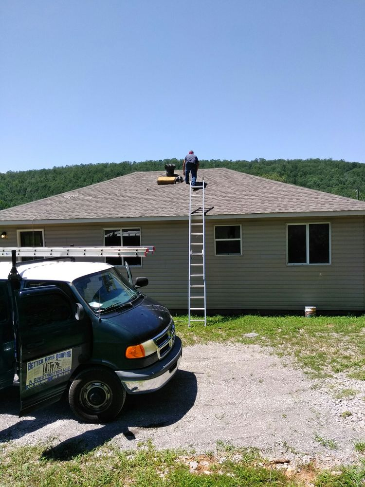 Better boys roofing and construction: 708 Timber Way, Weaver, AL