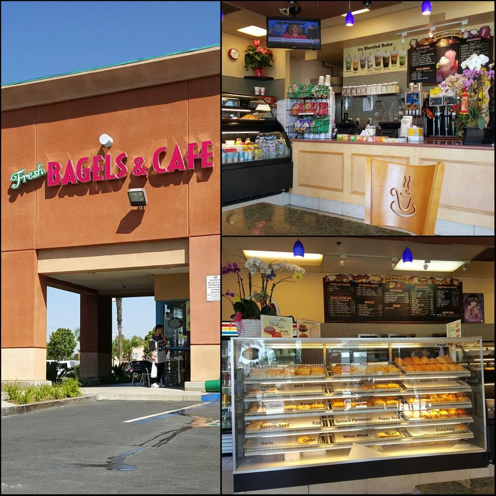 Fresh Bagels Cafe Buena Park Ca
