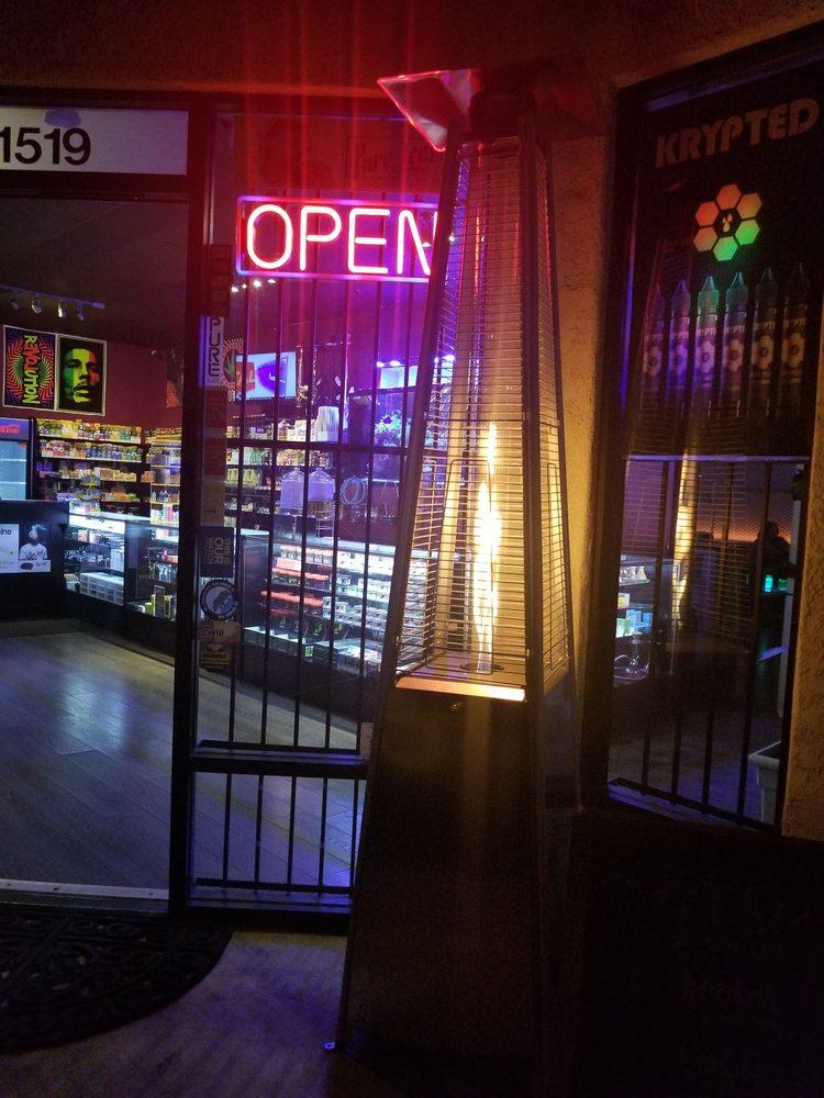 Amsterdam Vape Cafe & Gallery