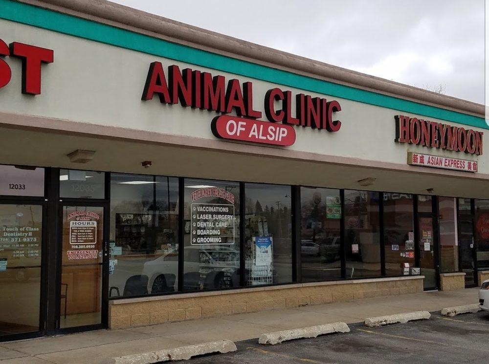 Animal Clinic of Alsip: 12035 S Pulaski Rd, Alsip, IL