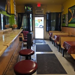 Photo Of Mikey S Jamaican Restaurant Waterbury Ct United States Inside The
