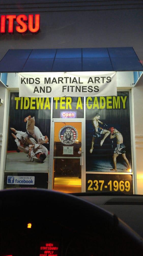 Tidewater Brazilian Jiu Jitsu