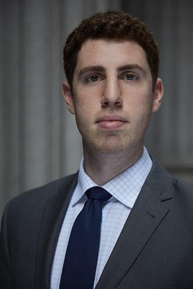 Zack Holzberg: Derek Smith Law Group, New York, NY