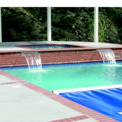 photo of pool covers fairfield ca united states water features are a pool covers68 pool