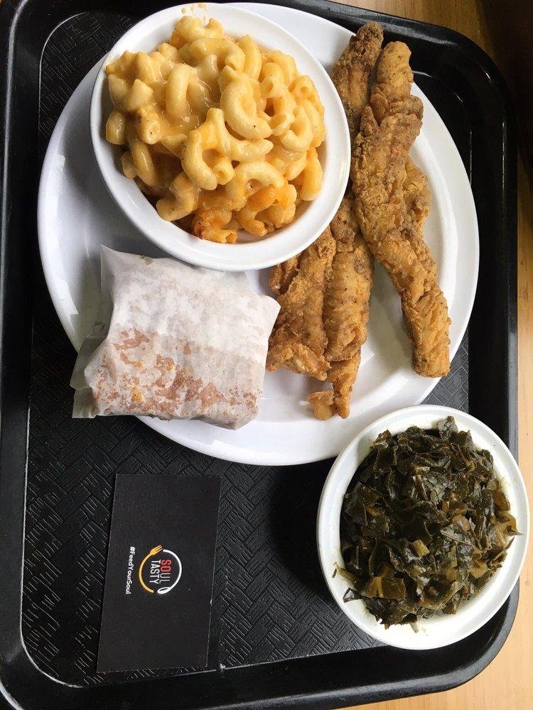 Soul Tasty: 29 Main St, Stamford, CT