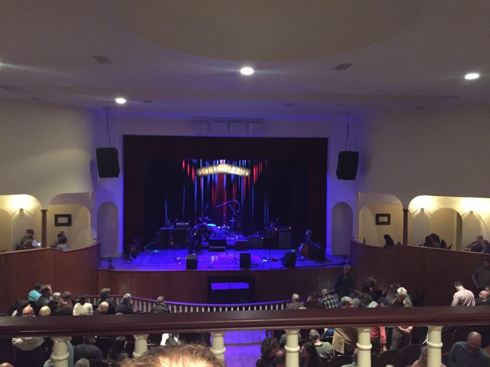 Stuart's Opera House: 46 Public Sq, Nelsonville, OH