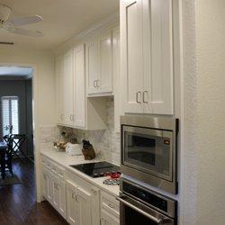 Photo Of Supreme Home Design   Dallas, TX, United States. Contemporary  White Cabinets