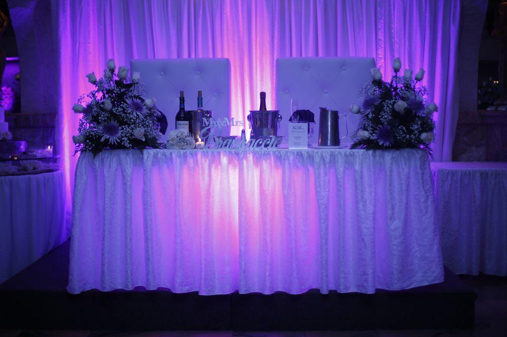 Photo Of Villa Russo   South Richmond Hill, NY, United States. Dais Table