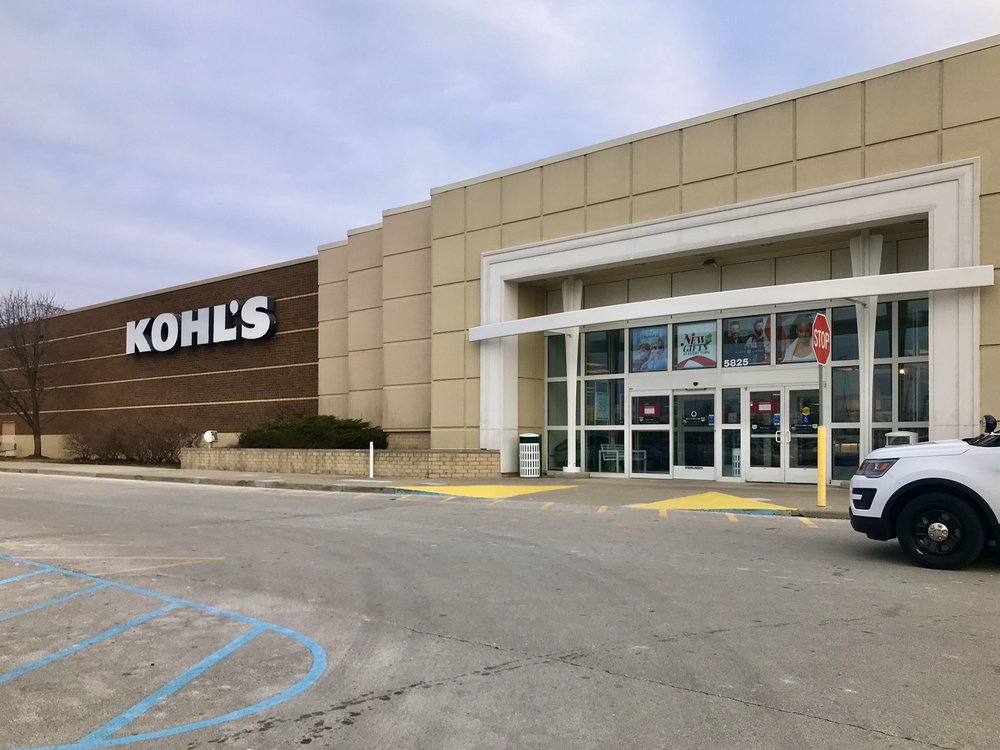 Kohl's: 5825 Sunnyside Rd, Indianapolis, IN