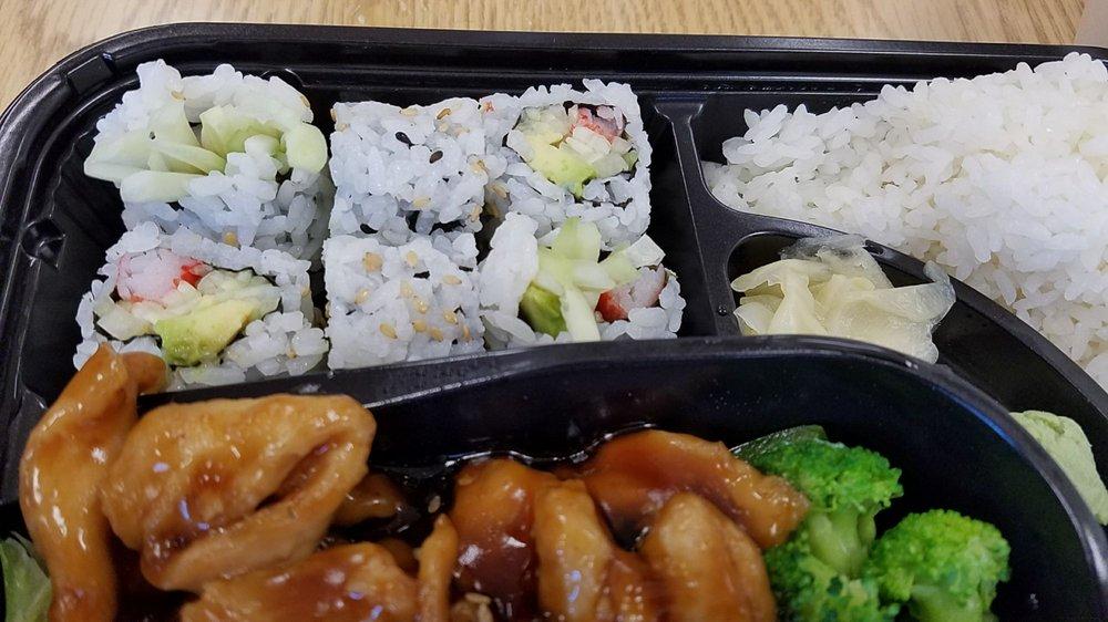 Shanghai Japanese Sushi & Chinese Food: 290 Spotswood Englishtown Rd, Monroe Township, NJ