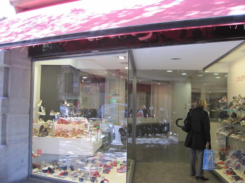 ander s magasins de chaussures carrer de muntaner 248 sarri sant gervasi barcelone. Black Bedroom Furniture Sets. Home Design Ideas