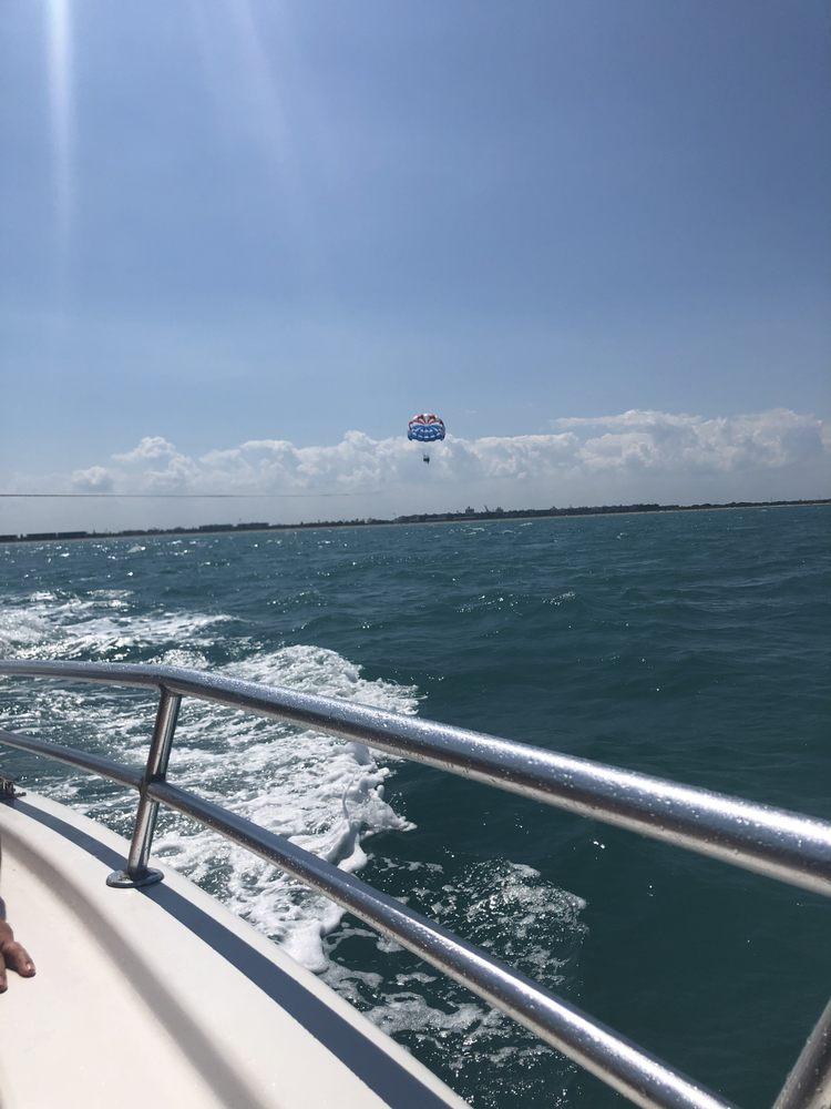 Cocoa Beach Parasail: 505 Glen Cheek Dr, Port Canaveral, FL