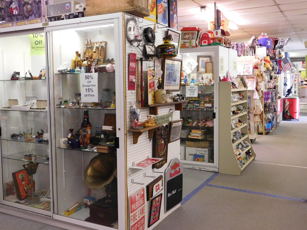 South Louisville Antique & Toy Mall: 4150-8 East Blue Lick Rd, Louisville, KY