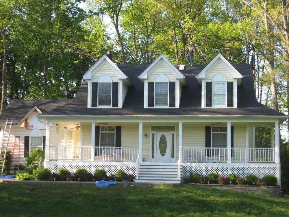 Watertight Roofing and Home Renovations: 2651 Paris Pike, Lexington, KY