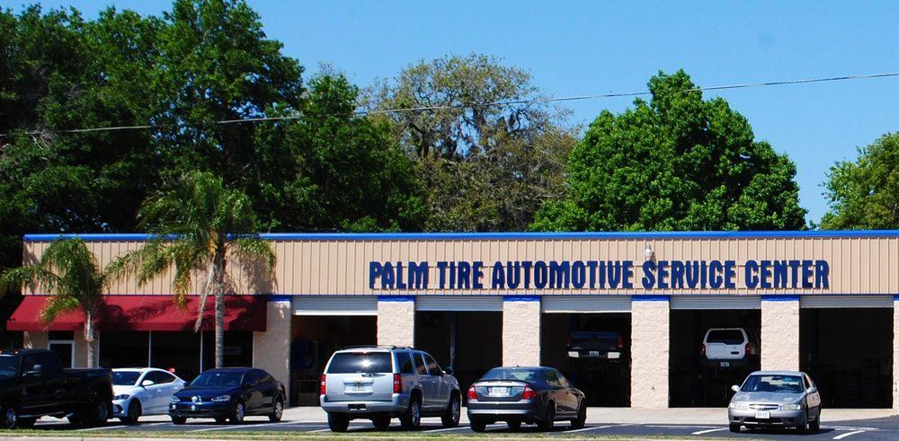 Palm Tire & Automotive Service Center: 204 N Hwy 27, Minneola, FL