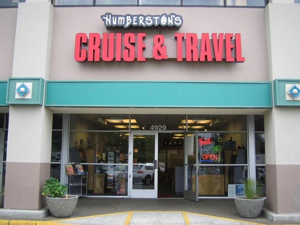 Humberston's Cruise & Travel Source: 4929 SW 76th Ave, Portland, OR