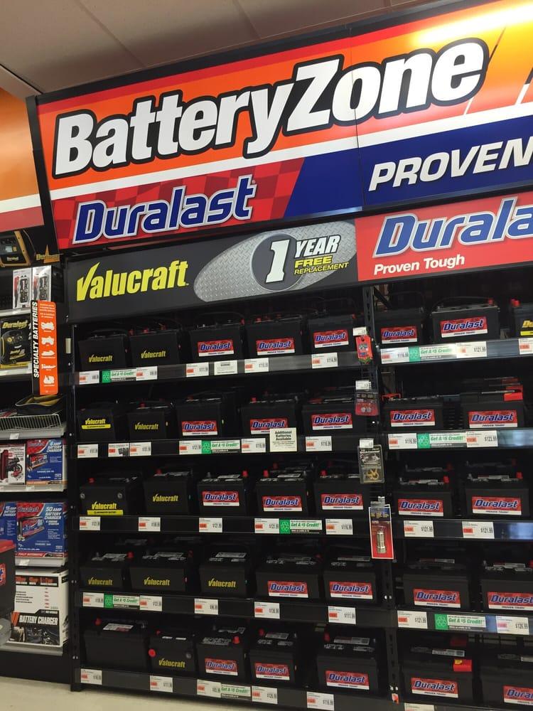 AutoZone Auto Parts - 29 Reviews - Auto Parts & Supplies
