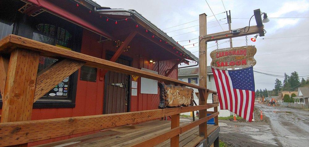 Carbonado Saloon: 101 Pershing Ave, Carbonado, WA
