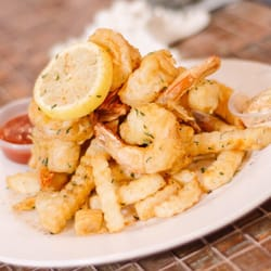 photo of kelz kitchen atlanta ga united states fried shrimp basket - Kelz Kitchen