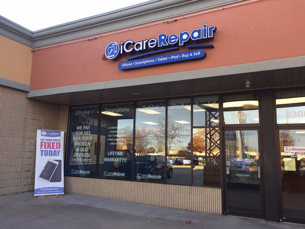 iCare Repair: 2304 S Mission St, Mt Pleasant, MI