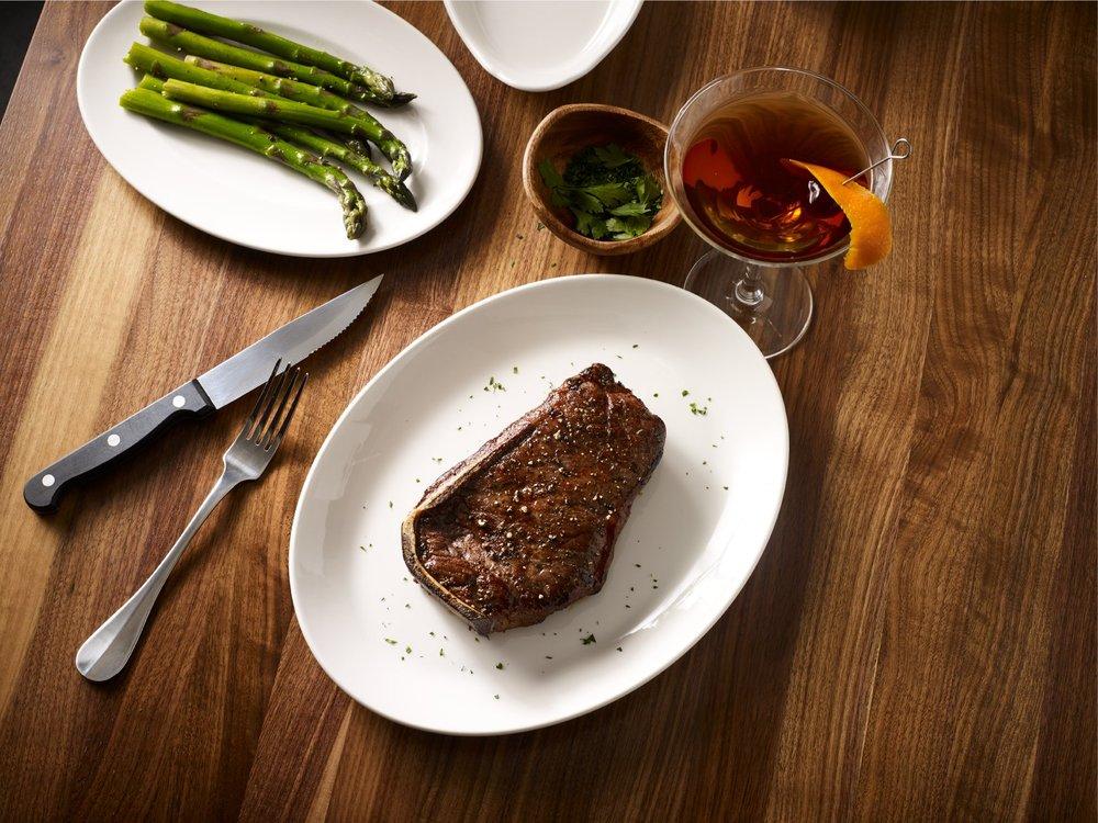 Sullivan's Steakhouse: 222 S 15th St, Omaha, NE