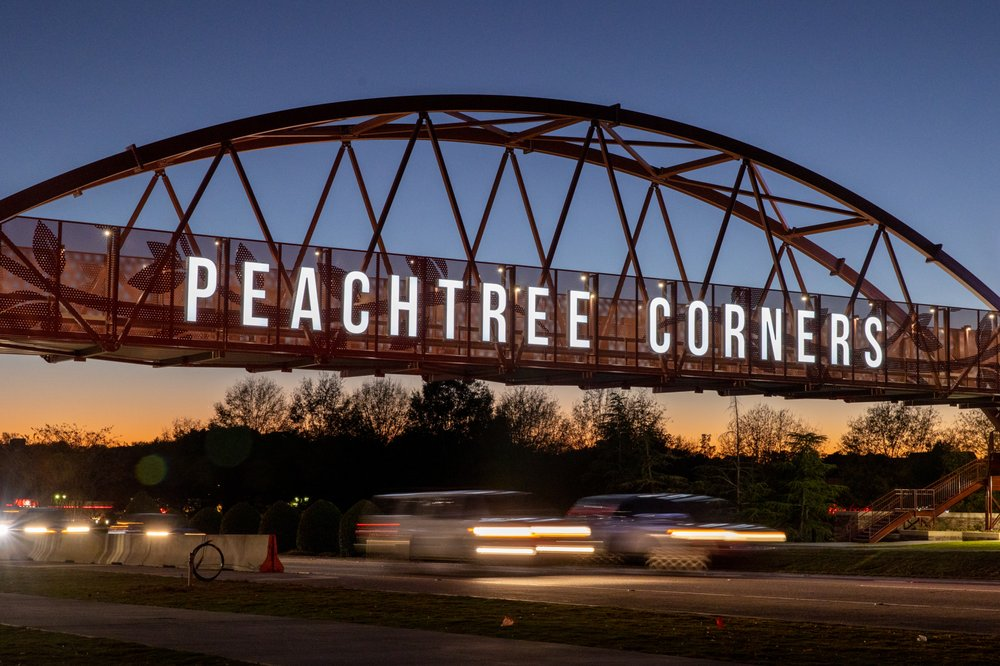Peachtree Corners Town Center: 5200 Town Center Blvd, Peachtree Corners, GA