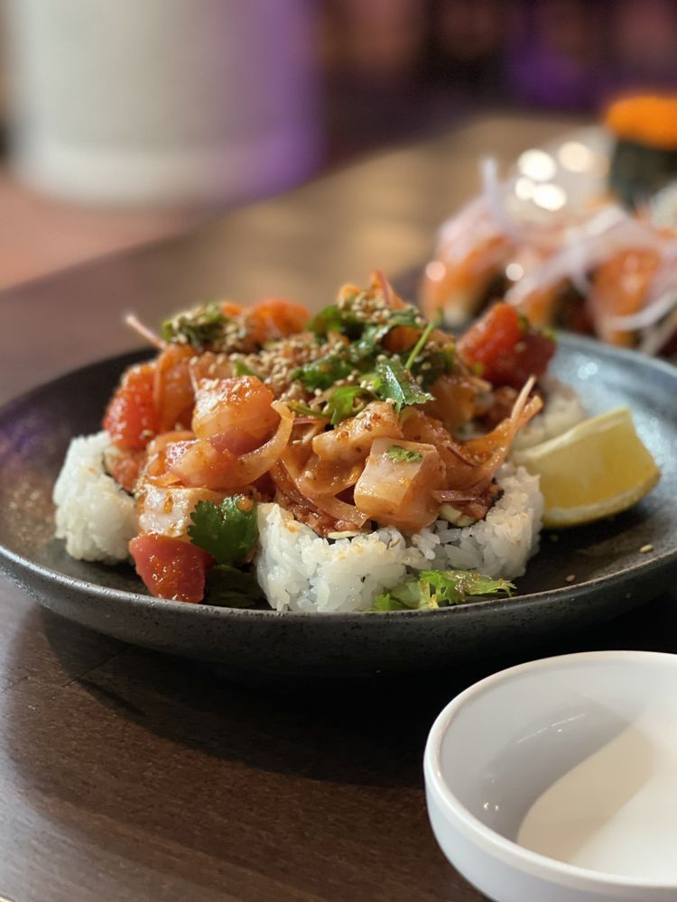 Otori Japanese Cuisine: 68100 Ramon Rd, Cathedral City, CA