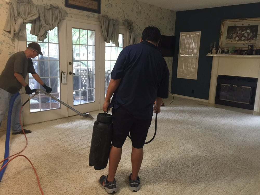 Cleantech Carpet Cleaning