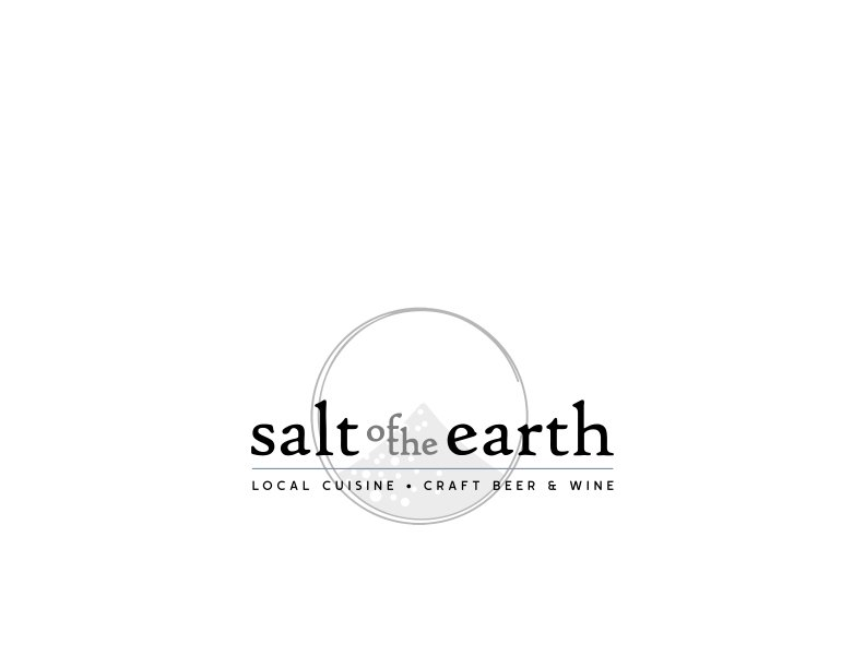 Food from Salt of the Earth