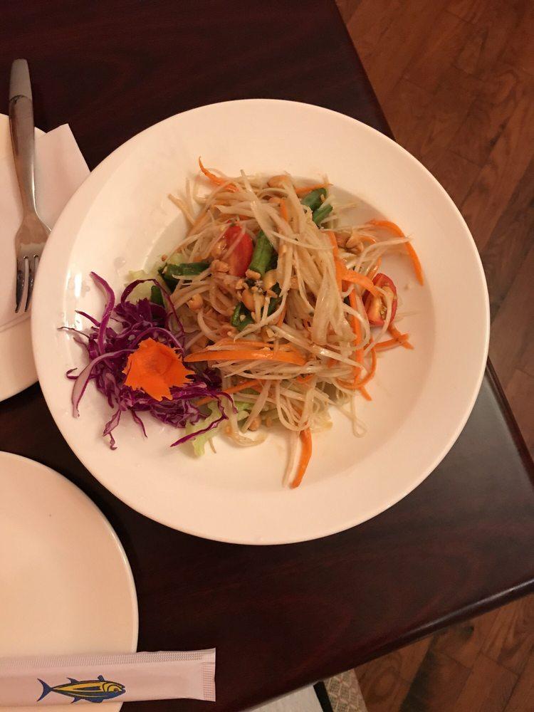 Uncle Jacks Thai Restaurant: 13 W Main St, Southington, CT