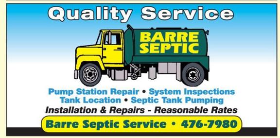 Barre Septic Service: Graniteville, VT