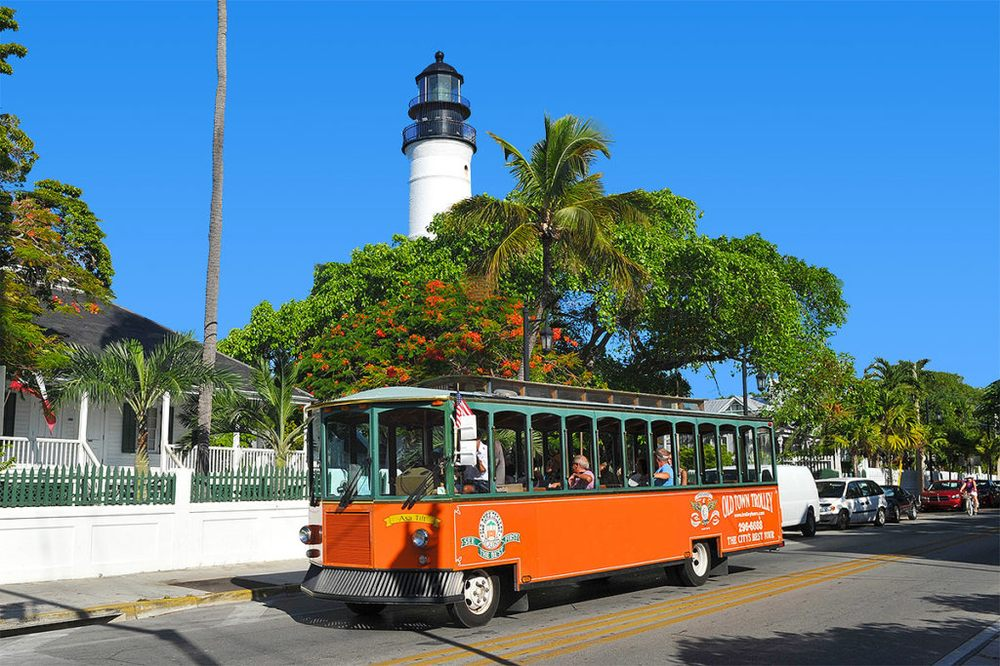 Old Town Trolley Tours: 201 Front St, Key West, FL
